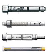 Dibluri metalice expandabile