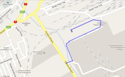 Localizare Alsafix pe harta